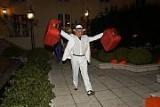 Alberto Agüero Show de Tap gran fiesta de la Isla de CARAS, mar 31mayo2005