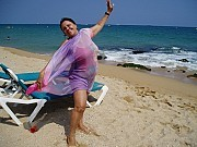 Danza del Mediterráneo, Cris Salcedo