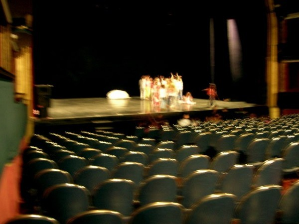Teatro Astral. Vista desde PLATEA Fila: 11 Asiento: 27
