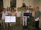 Grupo Coral Chorus Country. Jueves 9 noviembre 2006.