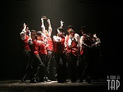 'Paso a paso'. Y todo es tap. Teatro Astral. 22-nov-2006 [Foto Cristina Rivera para Alberto Agüero Show]