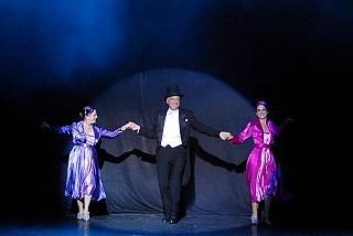 Alberto Cormillot en Sinfonía en Tap