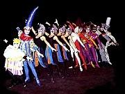 """[Foto Marcelo Dubini]""""El circo de Alberto Agüero"""" (1985-1990)."""
