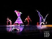 """[Foto Cristina Rivera para Alberto Agüero Show]""""La Cremallera"""", Y todo es tap. Teatro Astral 22 nov 2006"""