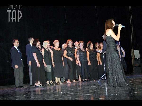 """""""Chorus Country"""" Y todo es tap. Teatro Astral 22 nov 2006 [Foto Cristina Rivera/Alberto Agüero Show]"""