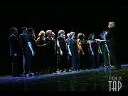 Y Todo es Tap [Foto Cristina Rivera/Alberto Agüero Show]