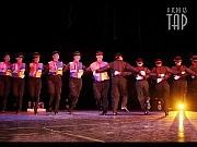 """[Foto Cristina Rivera para Alberto Agüero Show]""""El Molinete"""", Y todo es tap. Teatro Astral 22 nov 2006"""