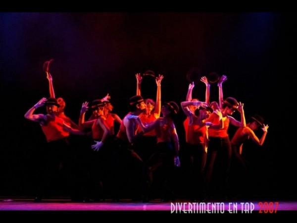 [Foto Antonio Fresco]<br>Divertimento en Tap 2007 Teatro Margarita Xirgu