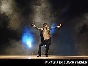 Fantasía en Blanco y Negro, Show Time; en el Teatro ND Ateneo, Buenos Aires, 03 diciembre 2009. Héctor Maugeri [Foto Antonio E. Fresco]