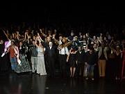 El Fantasma de la Ópera, en el Teatro Ópera, Calle Corrientes, Buenos Aires