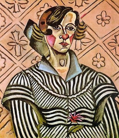 Joan Miro (1893-1983) Woman
