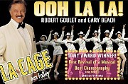La Cage aux Folles is now playing on Broadway