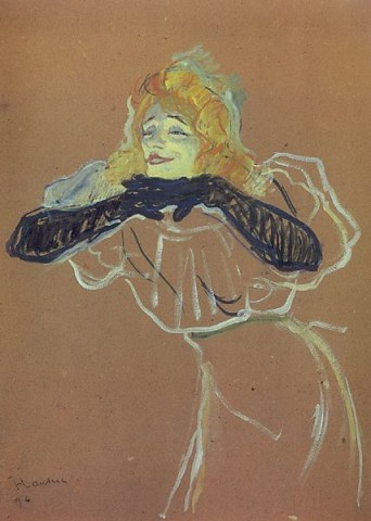Henri De Toulouse-Lautrec (1864-1901)