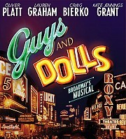 Guys and Dolls on Broadway