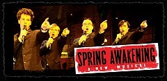 Spring Awakening a New Musical at the Eugene O'Neill Theatre