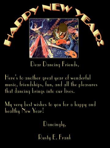 Happy New Year! (Rusty E. Frank)