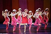 "Christina Applegate stars in ""Sweet Charity,"" on Broadway at the Al Hirschfeld Theater[Photo Paul Kolnik]"