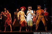 The Color Purple, Broadway Theatre, 1681 Broadway, NYC and US Tour. [Paul Kolnik]