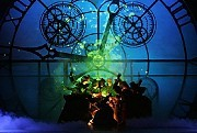 WICKEDThe Untold Story of the Witches of Oz. , Apollo Victoria Theater, Wilton Road, LondonBased on the novel by Gregory Maguire. Music and lyrics by Stephen Schwartz, book by Winnie Holzman