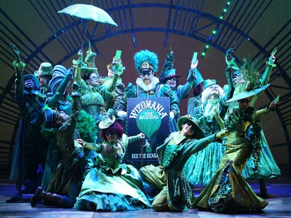 WICKED The Musical, Apollo Victoria Theatre, Wilton Road, London, SW1V 1LG