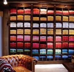 [Courtesy La Martina] Fit for a King: La Martina sells top-quality polo attire and gear