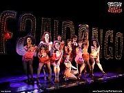"[Paul Kolnik]""Sweet Charity,"" on Broadway at the Al Hirschfeld Theater."