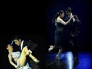 Diego Ortega y Chizuko Kuwamoto Campeones Tango Escenario. Sebastian Ariel Jimenez y Maria Ines Bogado Campeones Tango Salón
