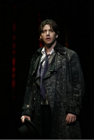 [Photo by Carol Rosegg] Jame Barbour in a Tale of Two Cities