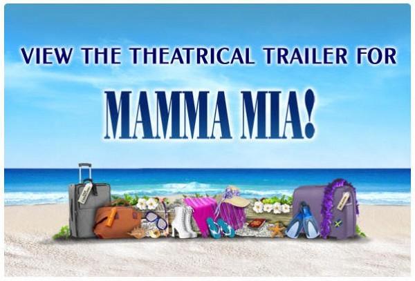 Mamma Mia!, the Film
