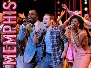 MEMPHIS: 8 Tony Nominations, including: Best Musical