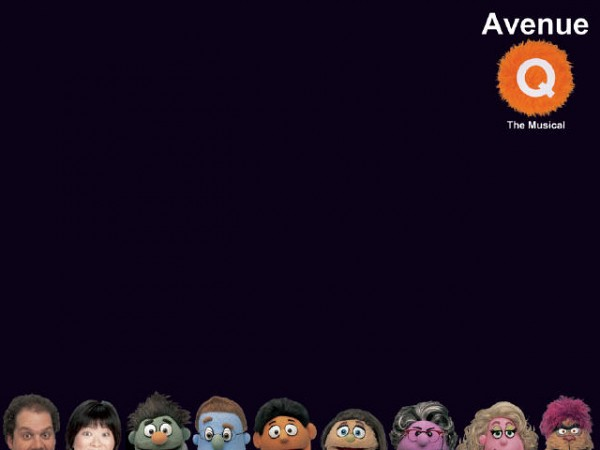 Avenue Q is the story of Princeton, a bright-eyed college grad who comes to New York City with big dreams and a tiny bank account. He soon discovers that the only neighborhood in his price range is Avenue Q; still, the neighbors seem nice. There's Brian the out-of-work comedian and his therapist fianceé Christmas Eve; Nicky the good-hearted slacker and his roommate Rod -- a Republican investment banker who seems to have some sort of secret; an Internet addict called Trekkie Monster; and a very cute kindergarten teaching assistant named Kate. And would you believe the building's superintendent is Gary Coleman?!? (Yes, that Gary Coleman.) Together, Princeton and and his newfound friends struggle to find jobs, dates, and their ever-elusive purpose in life.
