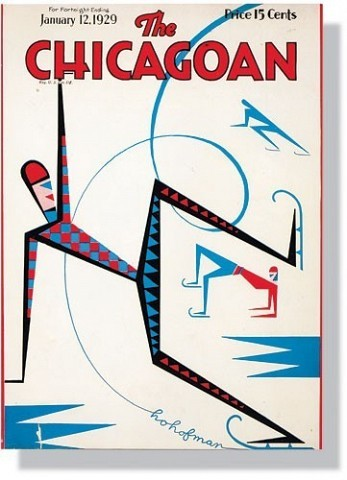 """[From """"The Chicagoan""""]Neil Harris, The Chicagoan: A Lost Magazine of the Jazz Age (University of Chicago, $65)"""